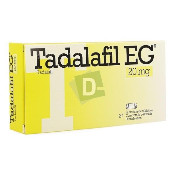 copy of Tadalafil EG 5 mg x 98 Comprimés pelliculés