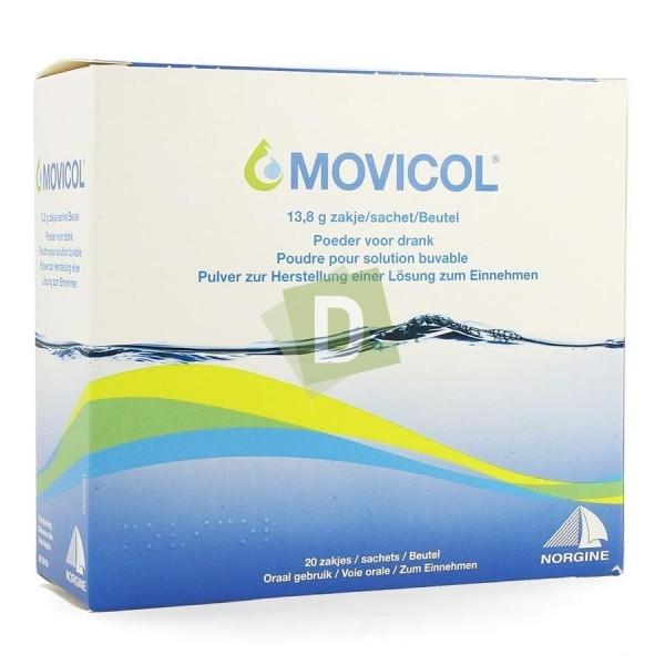 Movicol 13.8 g x 20 Sachets