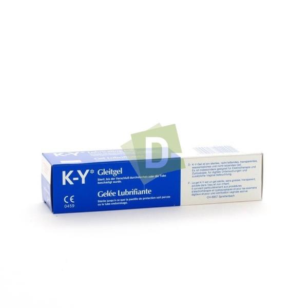 K-Y Jelly Crème Lubrifiante Tube 82 g