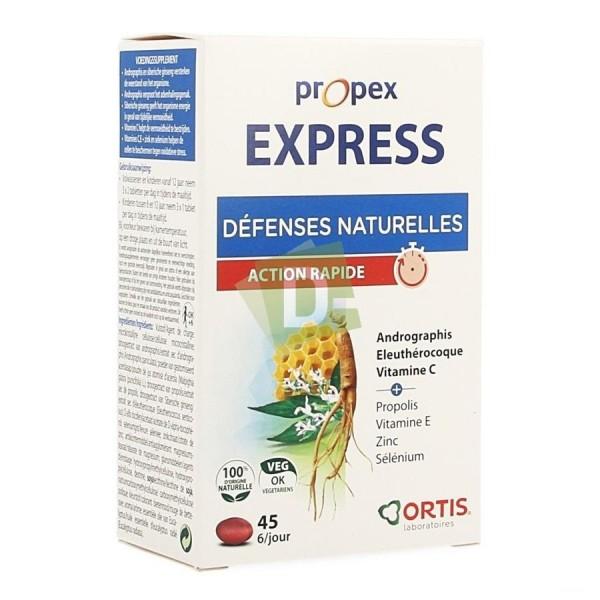Propex Express Défenses Naturelles 45 Comprimés