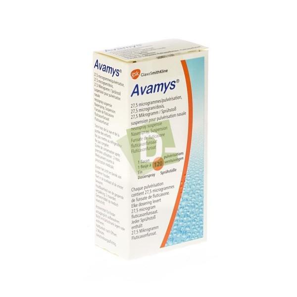 Avamys Spray Nasal 120 Doses