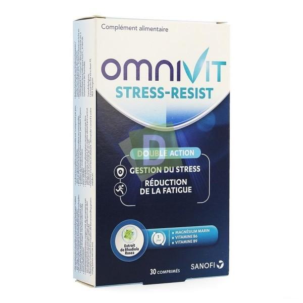 Omnivit Stress Resist 30 Comprimés