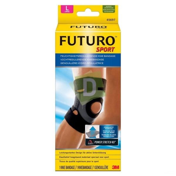 Futuro Sport Genouillière Hydro-Régulatrice L