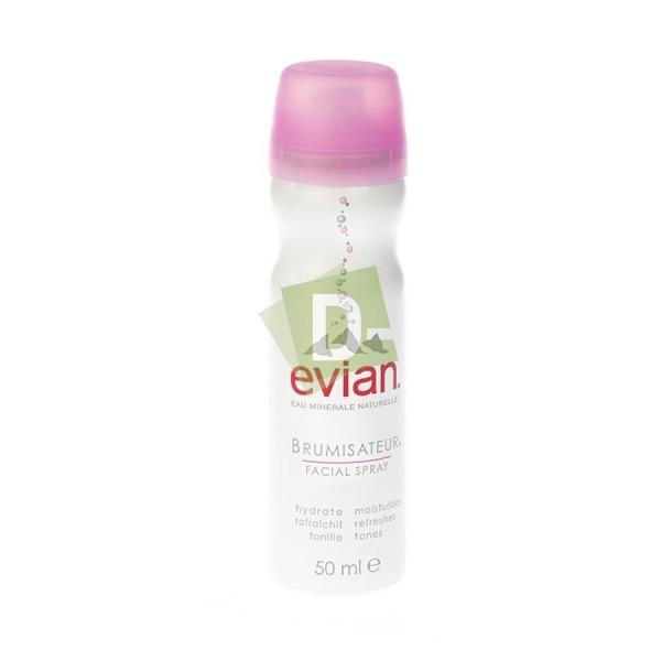 Evian Brumisateur 50 ml