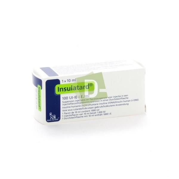 Insulatard Penfill 100 UI/ml 1 x 3 ml
