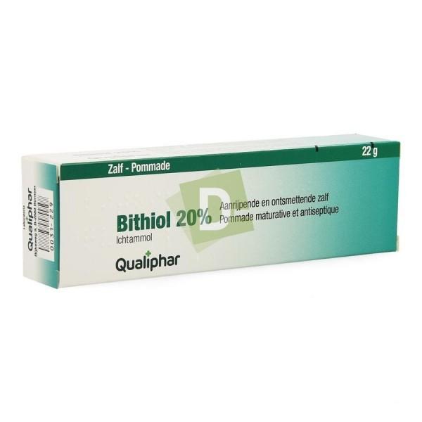 Bithiol 20% Pommade 22 g