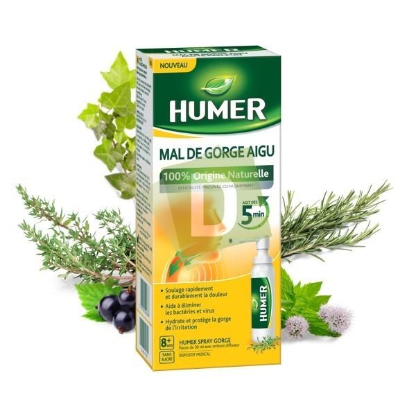 Humer Throat Spray 30ml