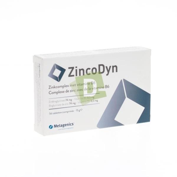 ZincoDyn 56 Comprimés