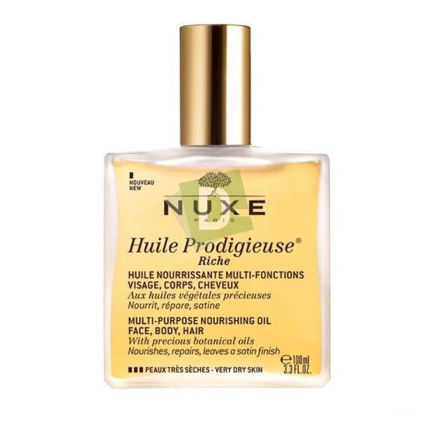 Nuxe Prodigious Rich Oil Vapo 100 ml