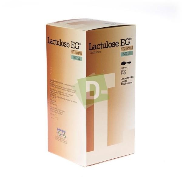 Lactulose EG 670 mg/ml 500 ml