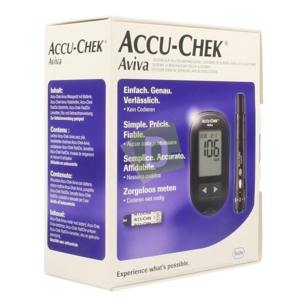 Accu Chek Aviva Treatments Care