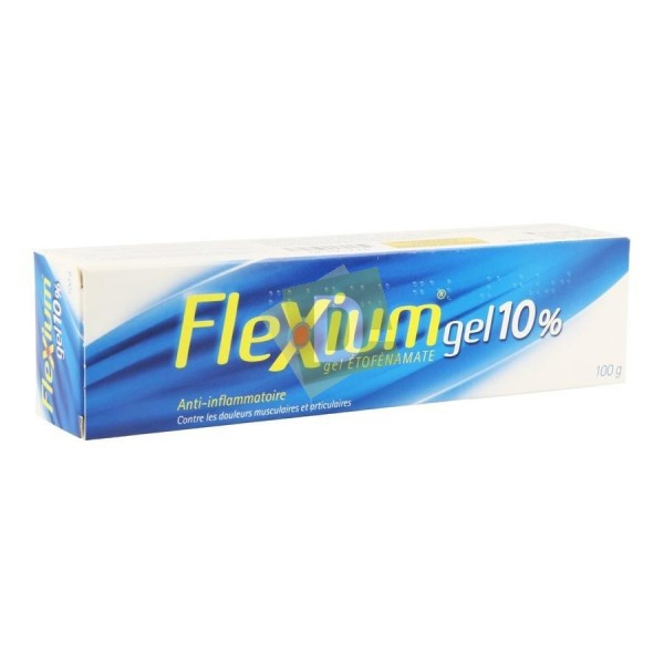 Flexium 10 % Gel 100 g