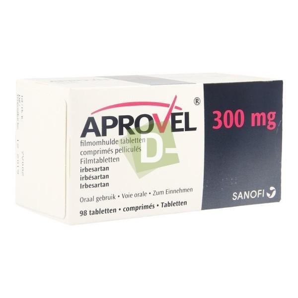 Aprovel 300 mg x 98 Tablets