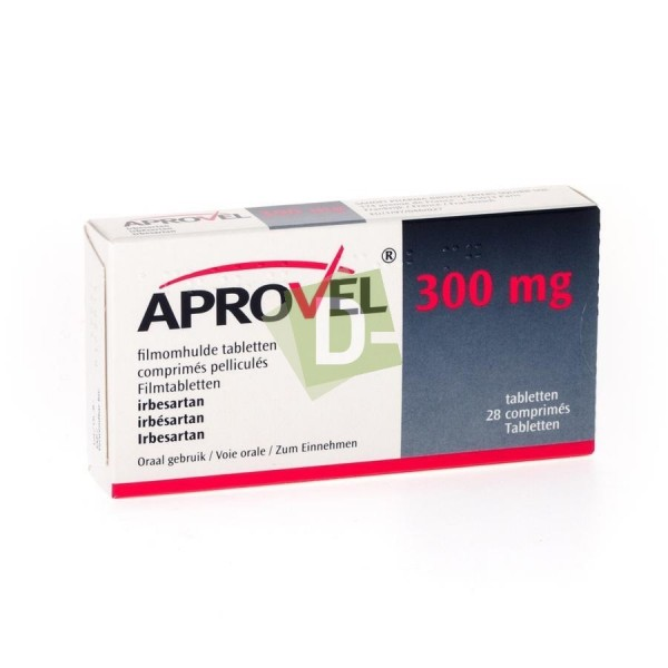 Aprovel 300 mg x 28 Tablets