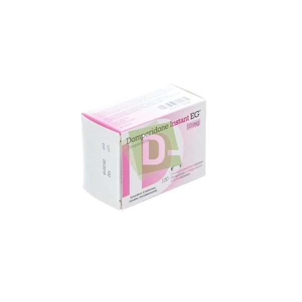 Dompéridone Instant EG 10 mg x 100 Comprimés orodispersibles