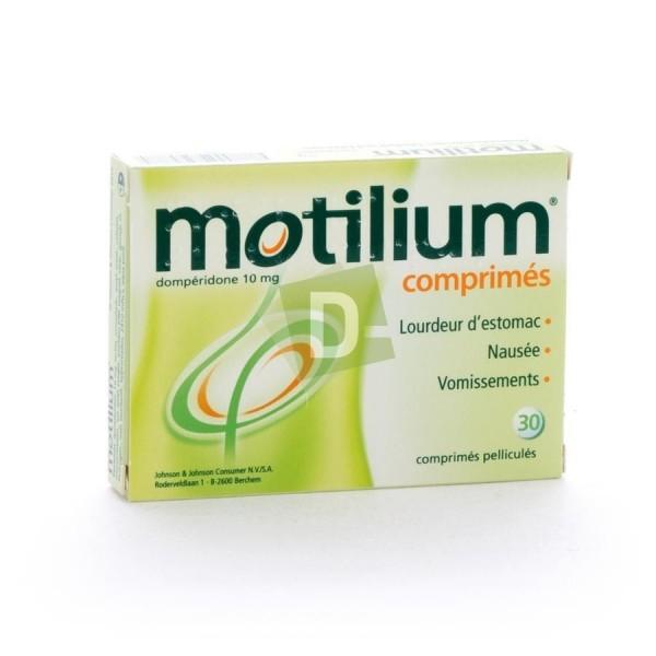 Motilium 10 mg x 30 Comprimés