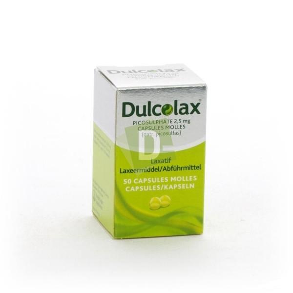 Dulcolax 2,5 mg x 50 Capsules molles