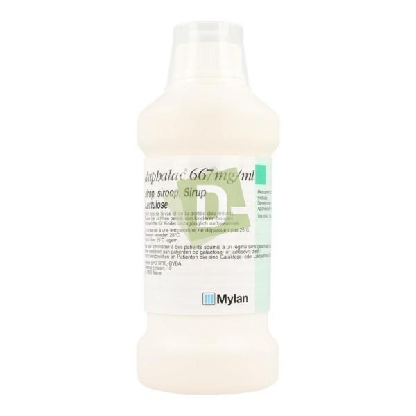 Duphalac 667 mg Sirup 1000 ml