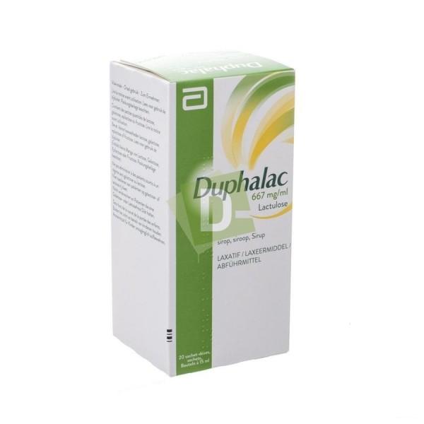 Duphalac 667 mg x 20 Sachets 15 ml