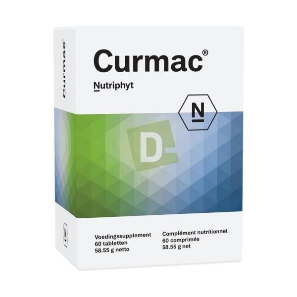 Curmac Nutriphyt 60 Comprimés