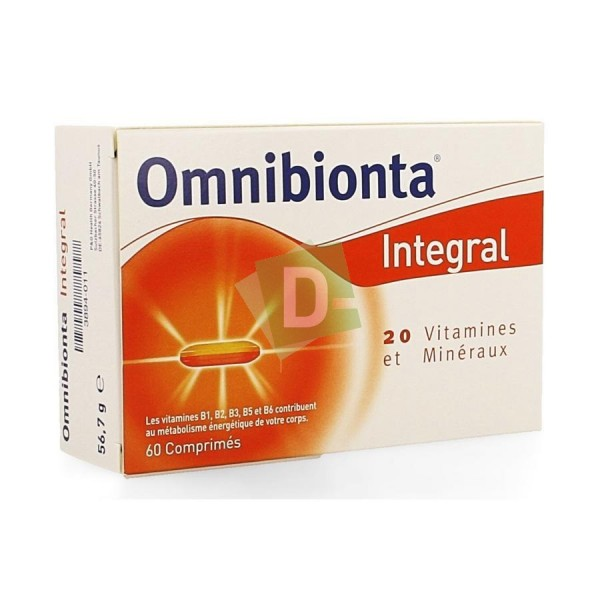 Omnibionta Integral