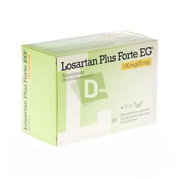 copy of Losartan EG 100 mg x 98 Comprimés