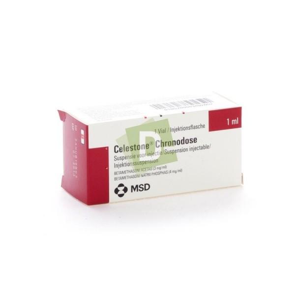Celestone Chronodose Injection 1 x 6 mg / 1 ml