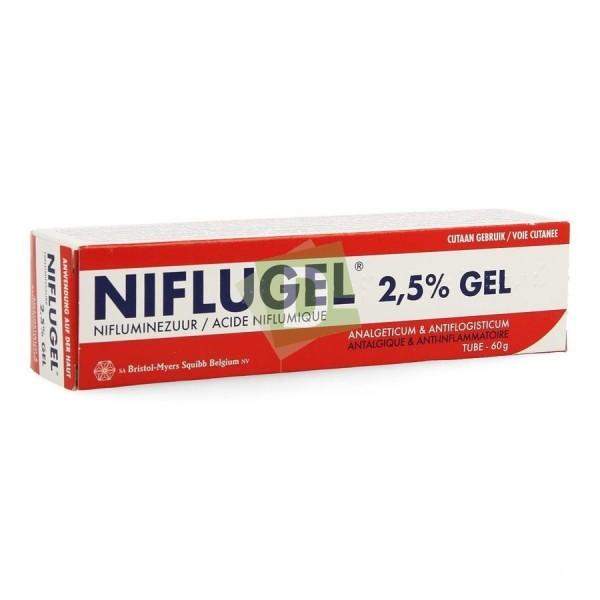 Niflugel 2.5% Tube 60 gr