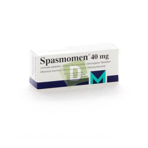 Spasmomen 40 mg x 30 Comprimés