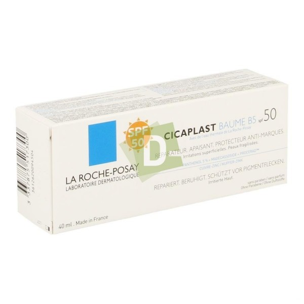 LRP Cicaplast Baume B5 IP50+ 40 ml