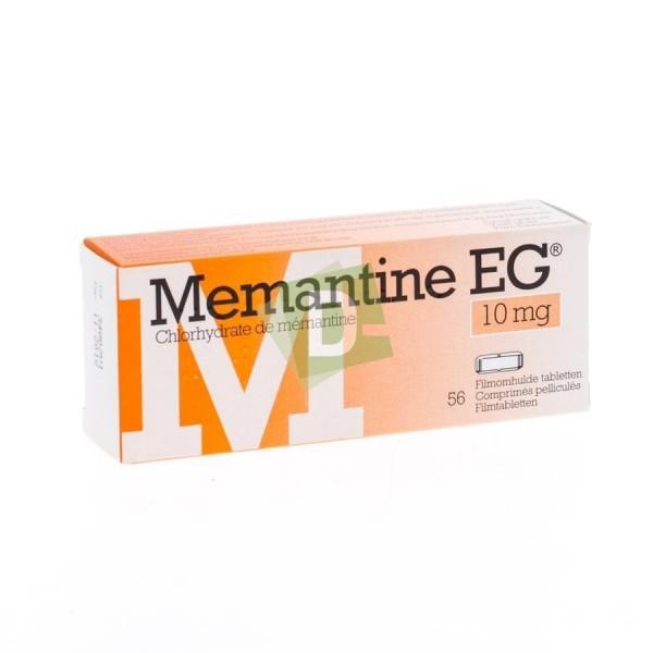 Mémantine EG 10 mg x 56 Comprimés Pelliculés