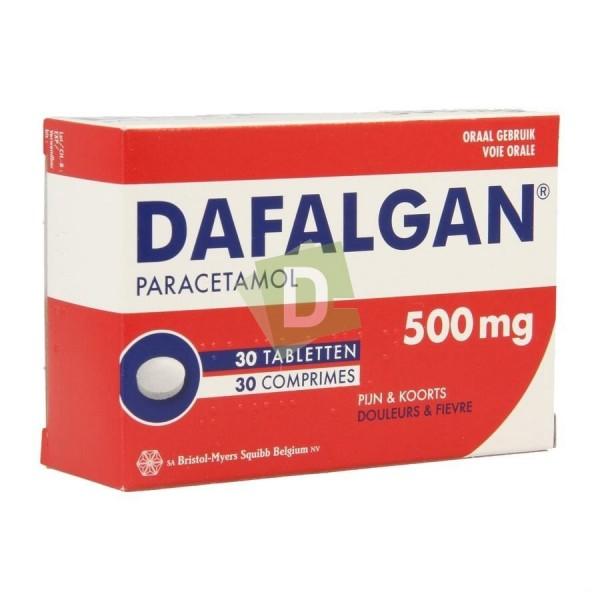 Dafalgan 500 mg x 30 Comprimés