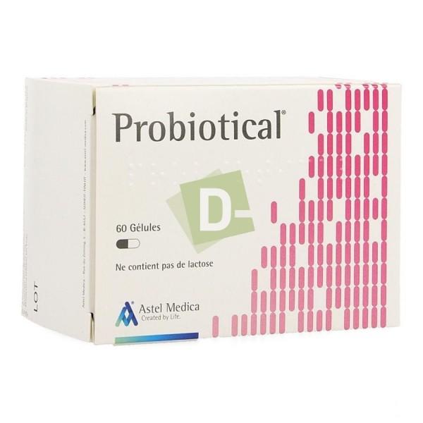Probiotical 60 Gélules