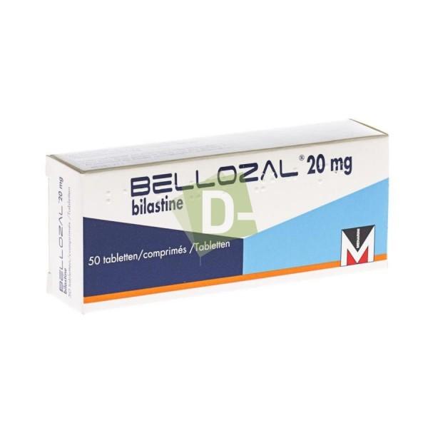 Bellozal 20 mg x 50 Comprimés pelliculés