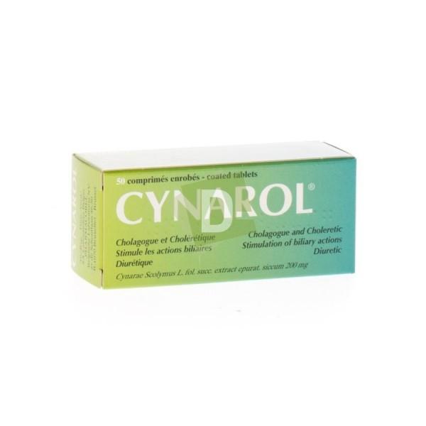 Cynarol 200 mg x 50 Comprimés enrobés