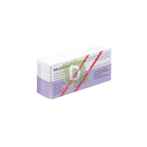 Medikinet 10 mg x 30 Comprimés