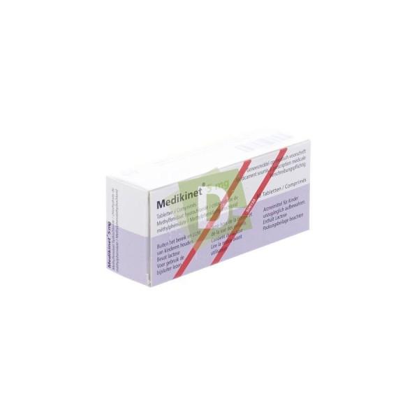 Medikinet 5 mg x 30 Comprimés