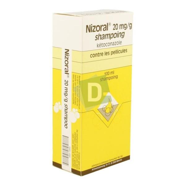 Nizoral 20 mg / g Shampoing 100 ml