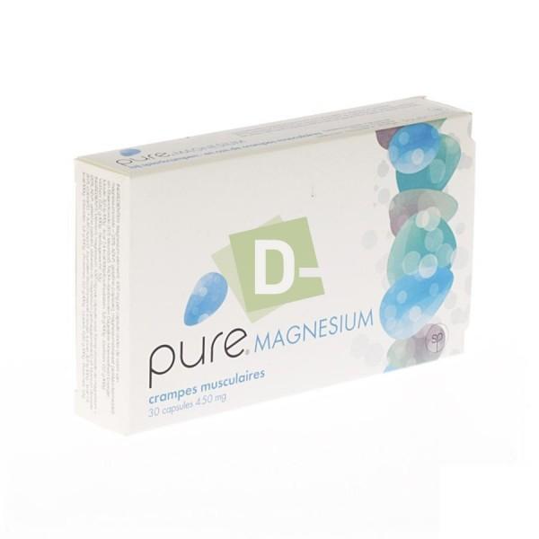 Pure Magnesium x 30 Comprimés