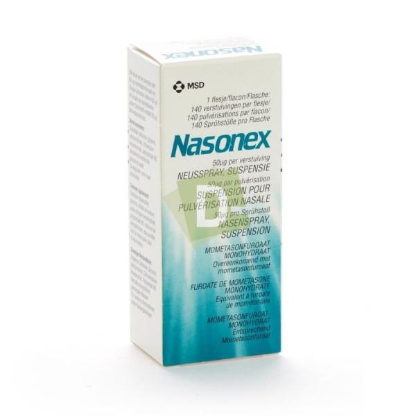 Nasonex 1 Flacon x 140 Doses