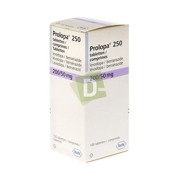 Prolopa 250 mg x 100 Comprimés