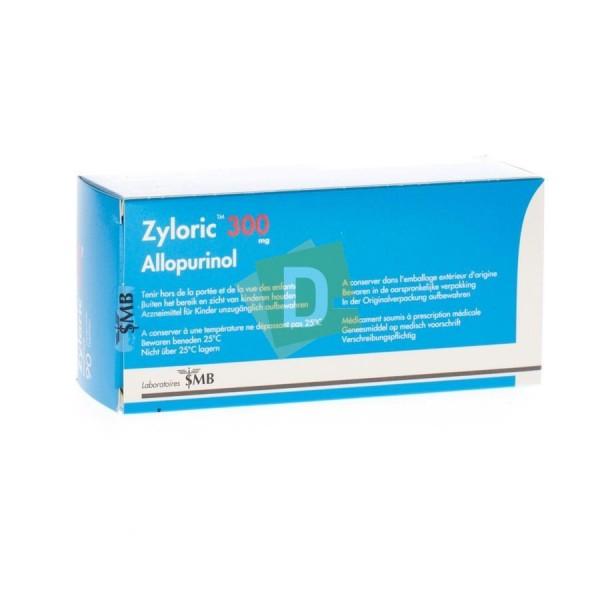 Zyloric 300 mg x 90 Tablets