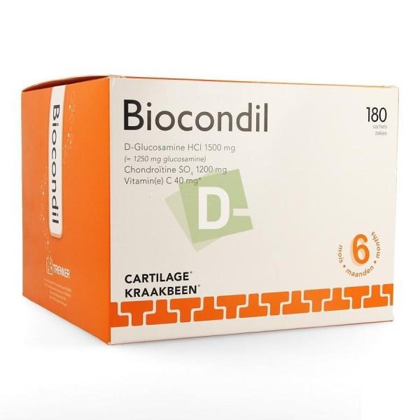 Biocondil x 180 Sachets : Favorise le confort articulaire et la mobilité
