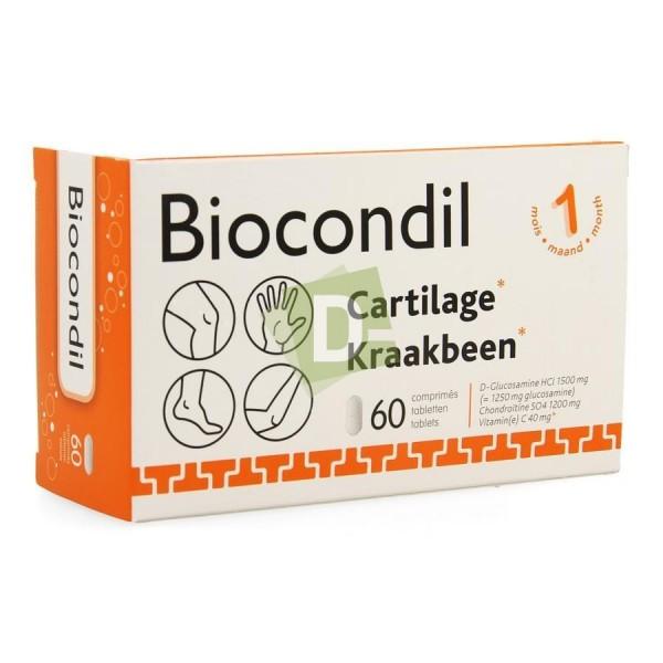 Biocondil x 60 Comprimés : Favorise le confort articulaire et la mobilité