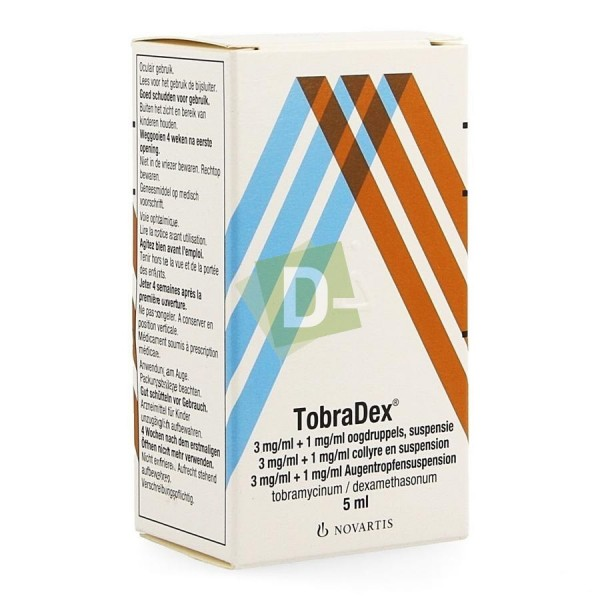 copy of Tobradex 3mg/g + 1mg/g x 3.5 g : Pommade Ophtalmogique