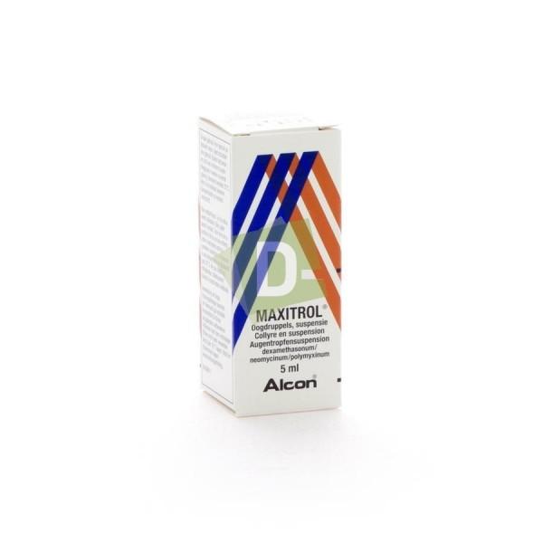 Maxitrol Collyre 5 ml