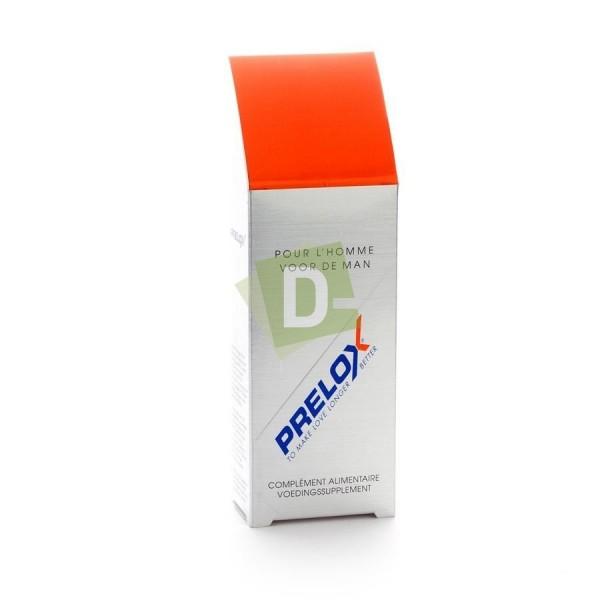 Prelox x 60 Comprimés : Pour l'intimité de l'homme