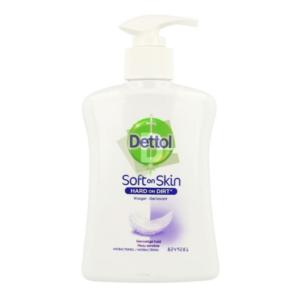 Dettol Healthy Touch Liquide Hand Soap Sensitive 250 ml