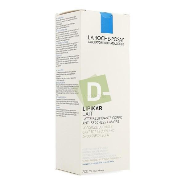 LRP Lipikar Lait Corporel 200 ml