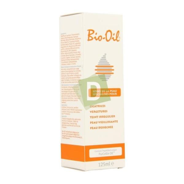 Bio-Oil Huile Régénératrice 125 ml : Améliore l'apparence des cicatrices, des vergetures et du teint irrégulier